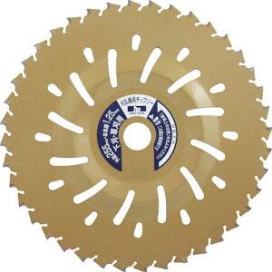 三陽金属 刈払機用チップソー イエローシャーク(230mmX36P) 1個