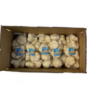 にんにく 青森県産 「ホワイト六片にんにく」 訳ありにんにく2Lサイズ5kg 産地直送 送料無料