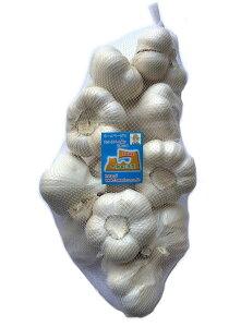 にんにく 青森県産 「ホワイト六片にんにく」 訳ありにんにく2Lサイズ1kg 産地直送 送料無料