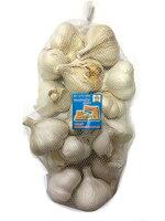 青森県産にんにく業務用1kgホワイト六片にんにくLサイズ中心