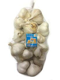 にんにく 青森県産 「ホワイト六片にんにく」 業務用にんにくLサイズ1kg「2kg以上送料無料」
