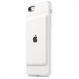 Apple(アップル)純正 iPhone 6/6s(4.7インチ)Smart Battery Case スマート バッテリーケース ホワイト MGQM2AM/A MGQM2AMA