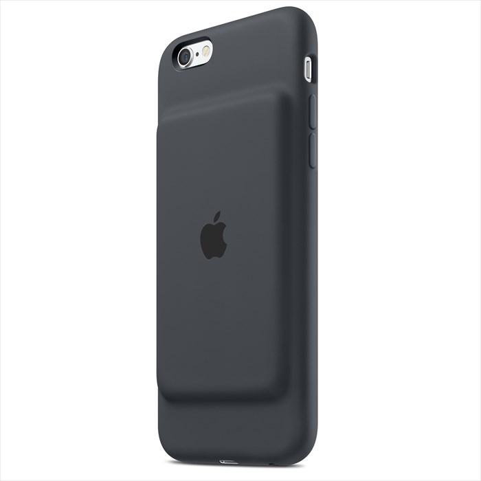 Apple(アップル)純正 iPhone 6/6s(4.7インチ)Smart Battery Case スマート バッテリーケース チャコールグレイ MGQL2AM/A MGQL2AMA