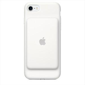 Apple アップル 純正 iPhone 7 4.7インチ Smart Battery Case White アイフォン スマートバッテリーケース(ホワイト)MN012AM/A MN012AMA