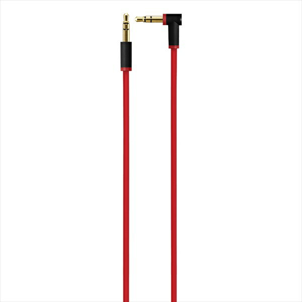 Apple アップル beats by dr.dre(ビーツ バイ ドクタードレー) 3.5mm ステレオ オーディオ ケーブル 1.3m Audio Cable MHE12 MHE12PA/A MHE12PAA