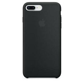 Apple アップル 純正 iPhone 7 Plus/8 Plus(5.5インチ) シリコーンケース ブラック MQGW2FE/A MQGW2FEA