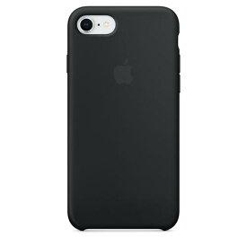 Apple(アップル)純正 iPhone 7/8(4.7インチ)シリコーンケース ブラック MQGK2FE/A MQGK2FEA