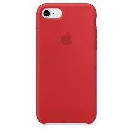 Apple(アップル)純正 iPhone 7/8(4.7インチ)シリコーンケース(PRODUCT RED)レッド MQGP2FE/A MQGP2FEA