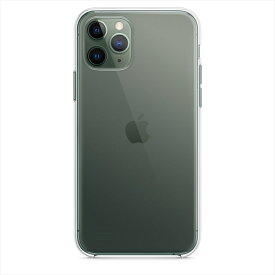 Apple(アップル)純正 iPhone 11 Pro(5.8インチ)クリアケース ハード 保護ケース 国内正規品 MWYK2FE/A