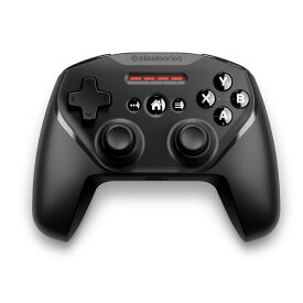 SteelSeries(スティールシリーズ) Nimbus+ Plus ニンバス プラス ワイヤレスゲームコントローラー[Bluetooth/iPhone iPad Mac AppleTV 対応/ゲーミングパッド]