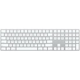 Apple(アップル)純正 Magic Keyboard テンキー付き Bluetooth マジックキーボード (iMac/Mac Pro/MacBook/iPad/iPhone対応) 英語(US)MQ052LL/A MQ052LLA