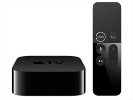 Apple TV アップルテレビ AppleTV 4K(HDR) 64GB 第5世代[Prime Video/YouTube/Netflix/Hulu/Apple TV/DAZN/AbemaTV] MP7P2J/A MP7P2JA