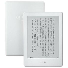 Amazon(アマゾン)Kindle キンドル 電子書籍リーダー(第8世代[2016年発売]/Wi-Fi/4GB/ホワイト/キャンペーン情報つき)