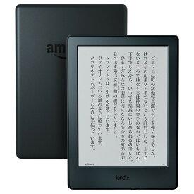 Amazon(アマゾン)Kindle キンドル 電子書籍リーダー(第8世代[2016年発売]/Wi-Fi/4GB/ブラック/キャンペーン情報なし)