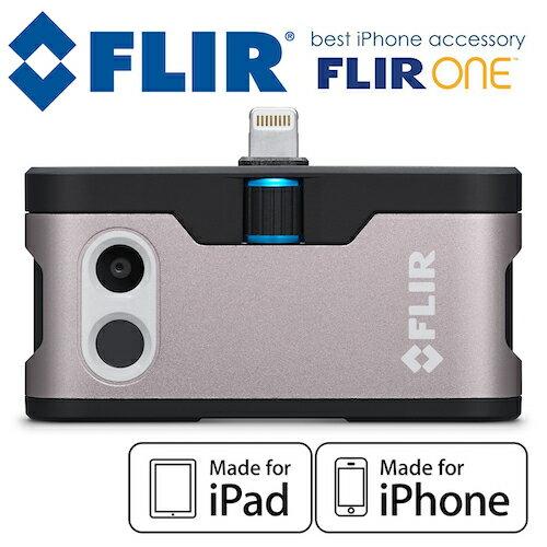 FLIR ONE for iOS Gen 3 赤外線サーモグラフィカメラ(iPhone/iPad対応)