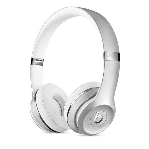Beats by Dr Dre(ビーツ) Beats Solo3 Wireless MNEQ2PA/A BT SOLO3 WL SLV (シルバー)[Bluetooth/密閉型/リモコン/ノイズキャンセリング]