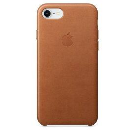 Apple(アップル)純正 iPhone 7/8(4.7インチ)レザーケース サドルブラウン MQH72FE/A MQH72FEA