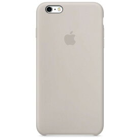 Apple アップル 純正 iPhone 6 Plus/6s Plus(5.5インチ)シリコーンケース ストーン MKXN2FE/A MKXN2FEA