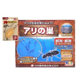 簡単アリ飼育セット 3Dアリの巣+アリキャッチャー1個