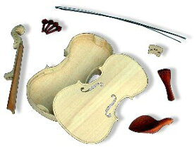 【送料無料】オリジナルバイオリン製作キット