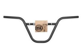 "【BMX ハンドルバー】 BSD SAFARI BARS フラットブラック 9.1"""