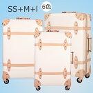スーツケースLサイズ送料無料キャリーケースTSAロック搭載スーツケース小型旅行かばん超軽量スーツケースフレームキャリーバッグキャリーバックかわいい軽量キャリーバッグ8008A