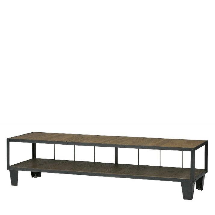 ジャーナルスタンダードファニチャー(journal standard Furniture) CALVI TV BOARD LIGHT BROWN L(カルビテレビボード L)