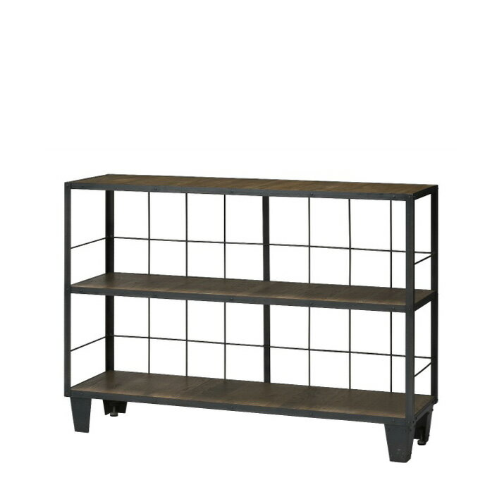 ジャーナルスタンダードファニチャー(journal standard Furniture) CALVI WIDE SHELF LIGHT BROWN(カルビワイドシェルフ)