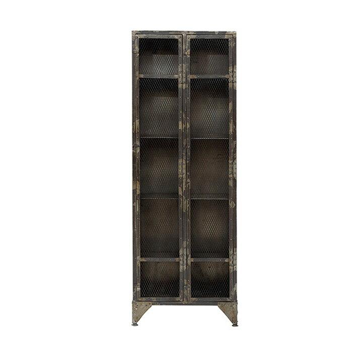 ジャーナルスタンダードファニチャー(journal standard Furniture) GUIDEL MESH LOCKER 2DOORS(ギデルメッシュロッカー2ドアーズ)