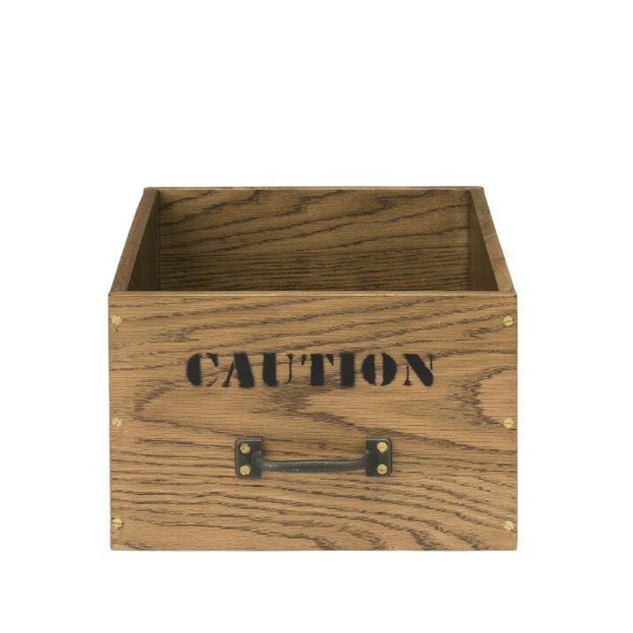 ジャーナルスタンダードファニチャー(journal standard Furniture) BOND WOOD BOX CAUTION(ボンドウッドボックス)