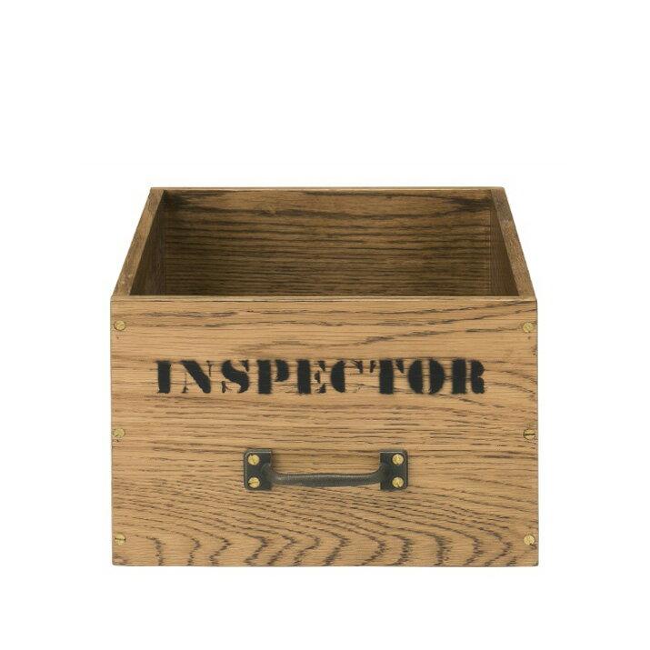 ジャーナルスタンダードファニチャー(journal standard Furniture) BOND WOOD BOX INSPECTOR(ボンドウッドボックス)