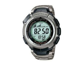 PROTREK初期Lec PRW-1300TJ-7JF卡西歐CASIO手錶初期Lec正規的物品