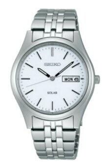 SEIKO精工手錶正規的物品SPIRIT精神精工手錶太陽能鐘表SBPX001