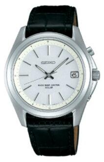 SEIKO精工手錶正規的物品SPIRIT精神精工手錶太陽能電波鐘表SBTM099