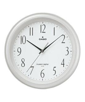 鐘表挂鐘卡西歐CASIO電波鐘表電波IQ-1010J-7JF正規的物品