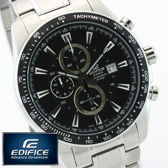 卡西歐EDIFICE計時儀手錶人海外型號EF-547D-1A1VDF