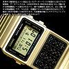男子的卡西歐手表數據庫黄金DBC-610GA-1DF CASIO