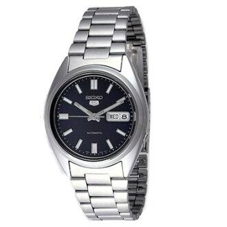 精工SEIKO人手錶精工5男子的表不銹鋼自動卷防水簡單的SNXS77K1 SEIKO ky