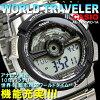 CASIO人手錶世界旅行AE-1100WD-1A