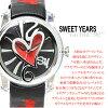 SWEET YEARS惠特年大人气休闲名牌女士Swatch丰富多彩的手表6328-M02