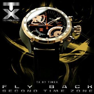 TIMEX/Timex公司誕生第150年的新名牌倒轉計時儀手錶T3C178