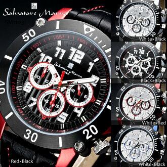 Wrist watch men mens watch Salvatore Mara men's Salvatore Marra sm11132