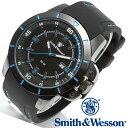 [正規品] スミス&ウェッソン Smith & Wesson ミリタリー腕時計 TROOPER WATCH BLUE/BLACK SWW-397-BL [あす楽] [送料無料] [雑誌掲載ブランド]