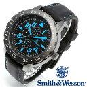[正規品] スミス&ウェッソン Smith & Wesson ミリタリー腕時計 CALIBRATOR WATCH BLUE/BLACK SWW-877-BL [あす楽] [ラッピング無料] [送料無料