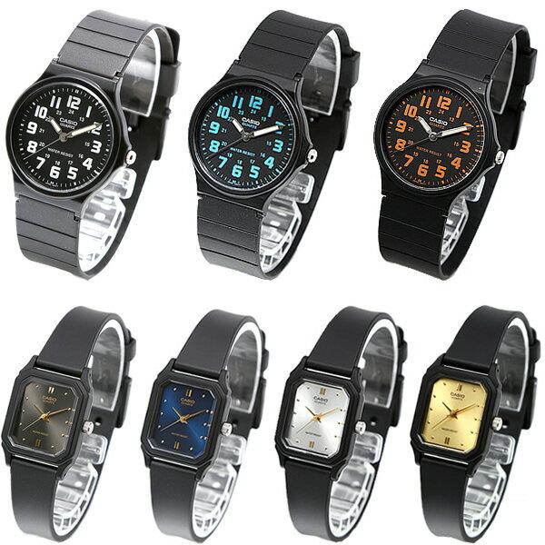 楽天スーパーSALE/スーパー/SALE カシオ 腕時計 メンズ レディース CASIO スタンダート アナログ チプカシ チープカシオ プチプラ ベーシック シンプル mq-71 lq-142e