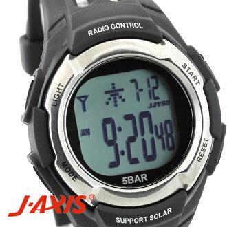 乐天超级销售 / 超级 /SALE J 轴男装手表 San 框架 SRC03 BK