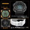 心率感應器便宜配備 GPS 看 GPS 心卡路里測量體育戶外手錶計時軍事 / 運行 / 攀岩男裝手錶和女性數位手錶 GPS 手錶