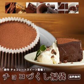 チョコづくし福袋(送料無料)[11/30着迄] 新作チョコスイーツ
