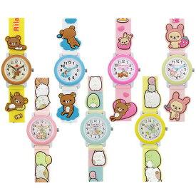 b3db21873f キッズ 腕時計 リラックマ すみっコぐらし 1800 サンエックス 腕時計 コリラックマ キイロイトリ ねこ しろくま ピンク かわいい