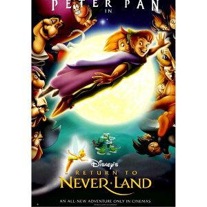 ディズニー ピーター・パンポストカード【Peter Pan】ネバーランド 通販  プレゼント